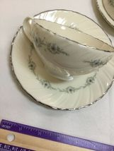 Musette By Lenox Pattern F507 3 Cup and 3 Saucer image 5