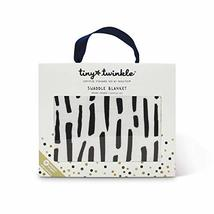 Tiny Twinkle Swaddle Blanket (Pack of 1, Ink Strokes)