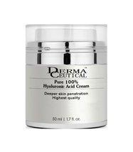 Pure100% Hyaluronic Acid Anti Aging CREAM – DermaCeutical - $19.00+
