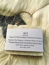 "Organic ""Eclypsus"" Shampoo Butter Rich Bar Growth/Condition/Treatment & ... - $3.50"