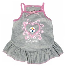 "Pittsburgh Steelers ""Too Cute Squad"" Pet Dress - $17.95"