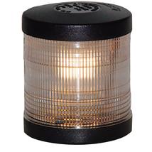 Aqua Signal Series 25 All-Round Deck Mount Light - White Light - Black Housing [ - $36.28