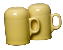 Fiesta Rangetop Salt and Pepper Set, Sunflower - $35.76