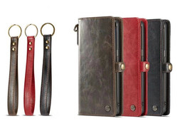 Leather Wallet Flip Magnetic Back Cover Samsung Galaxy S20 Ultra 5G / S20 Ultra - $92.46
