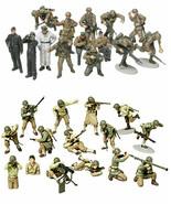 2 Tamiya WW2 Military Models - US Army and German Panzer Grenadier  - $27.71