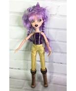 Bratz Bratzillaz House of Witches Yasmina Clairvoya Doll Purple Hair 201... - $39.59
