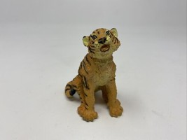 Safari Ltd Vanishing Wild Orange SIBERIAN TIGER SITTING Animal Wildlife ... - $14.84
