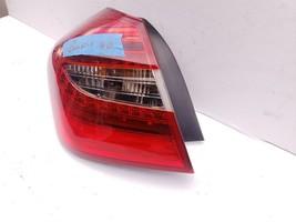 12-14 Hyundai Genesis Sedan LED Tail Light Lamp Driver Left LH image 2