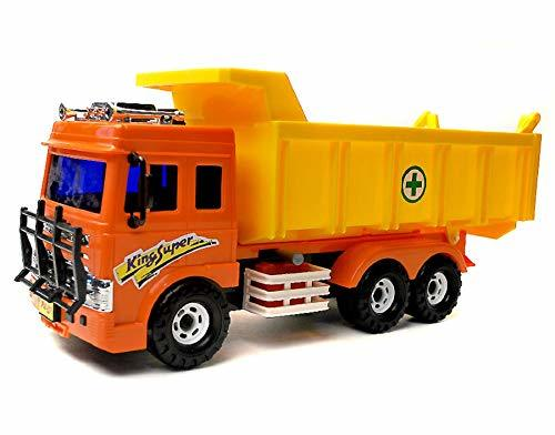 Daesung Toys King Super Dump Truck Car Vehicle Construction Heavy Equipment Toy