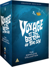 Voyage to the Bottom of the Sea Complete Series DVD REGION 2 PLEASE READ... - $67.95