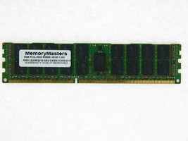 8GB DDR3 PC3-8500 CL=7 Quad Ranked x8 based Reg ECC DDR3-1066 1.35V 1024... - $38.61
