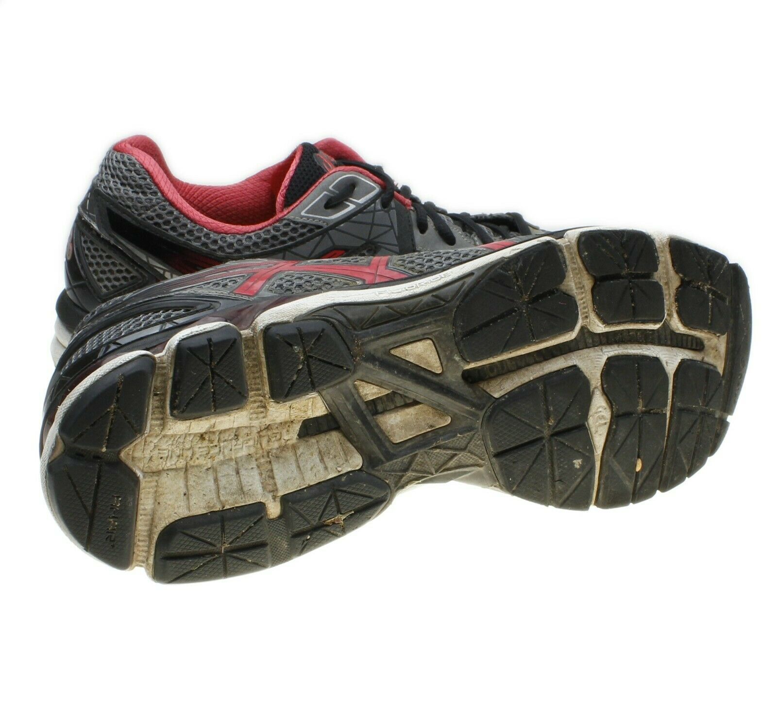 Asics GT 2000 v 3 Gray Mens Size 11.5 EU 46 Running Shoes Sneakers T500N image 11