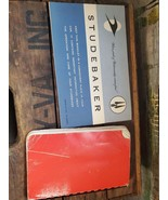Vintage ORIGINAL Studebaker Owners Manuals A Must for Car Buffs - $24.00