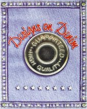 Designs on Denim with Sticker and Other (Classic Craft Cases) - $16.44