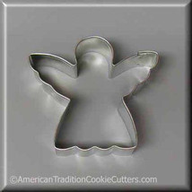 "3"" Angel Metal Cookie Cutter #NA1022 - $1.75"