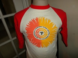 Vtg 80's RARE Pastore Music Store Raglan Jersey Style Shirt Fits S Nice ... - $42.56