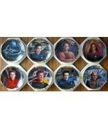 Star Trek Deep Space 9 Hamilton 8 plate collection - $300.00