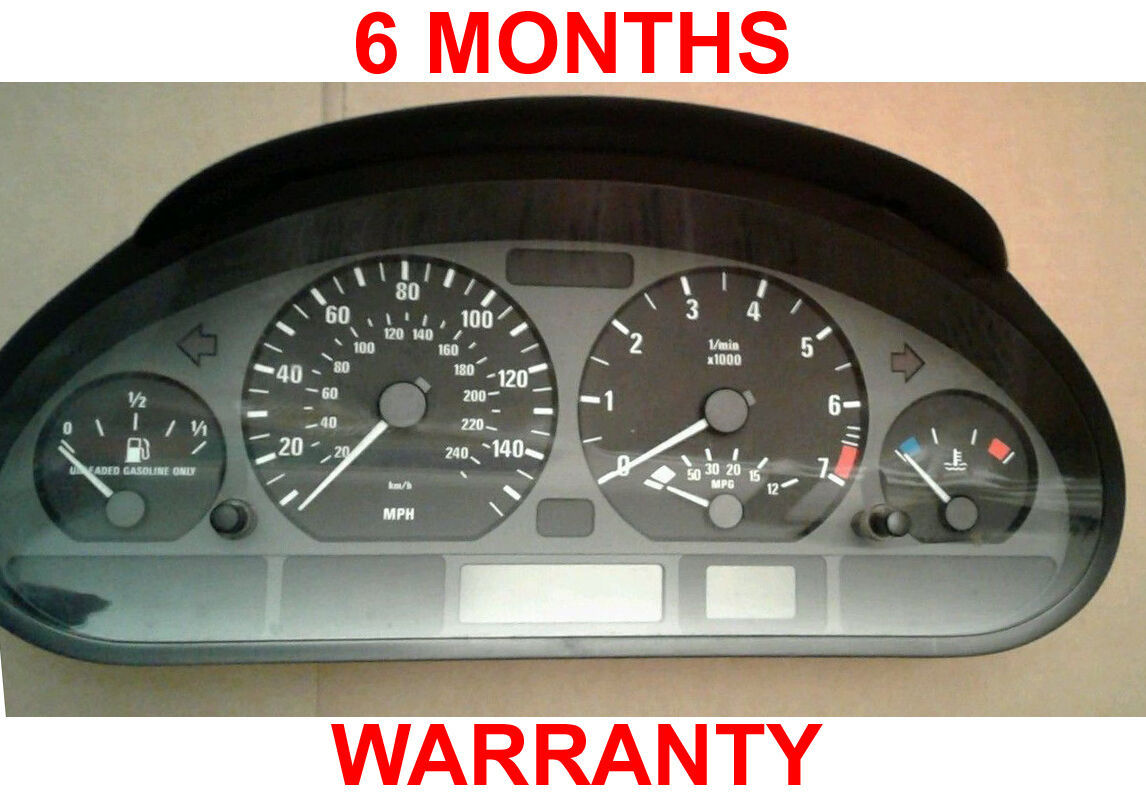 Primary image for 2002-2005 530i OEM Instrument Cluster Speedo Tach - 6 Month Warranty