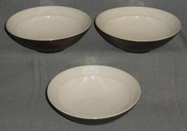 Set (3) Dansk Lucia Pattern Soup Or Cereal Bowls - $23.75