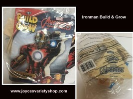 Lowe's Avengers Build & Grow Iron Man Ages 5+ Wood Toys - $10.99