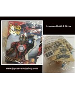 Lowe's Avengers Build & Grow Iron Man Ages 5+ Wood Toys - $9.99
