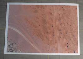 1/35 Scale platform scene, model shooting special background  cloth Sand... - $16.99