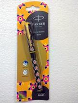 Parker Beta Special Edition Ball Point Pen Ball pen Ballpen Rangoli #01 ... - $5.93