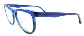 Calvin Klein CK5922 422 Women's Eyeglasses Frames Cat-eye 52-17-140 Blue - $59.20