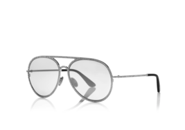 Tom Ford Gafas de Sol FT Tf 0728 18C Antibes TF0728 59mm Marco Edición Limitada - $211.88
