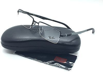0986833df7 Ray Ban Black RB 6263 2503 52 mm Designer and 13 similar items. 1