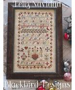 Feliz Navidad #2 Christmas Sampler series cross... - $10.80