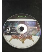 Soul Calibur II 2 Microsoft Xbox Tested DISC ONLY - $7.91