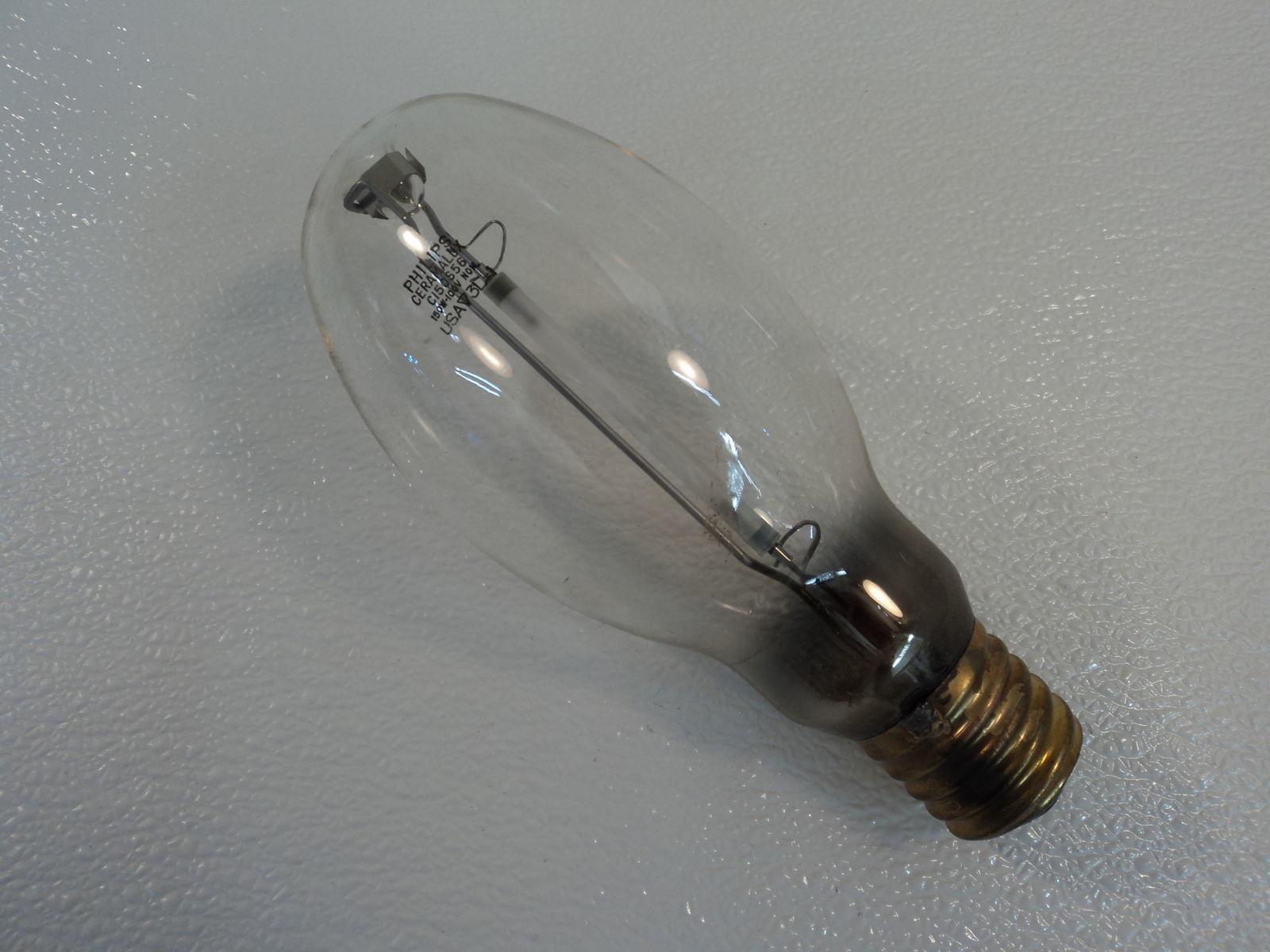 Philips 150W Ceramalux High Pressure Sodium Clear Lamp ED28 Series C150S56