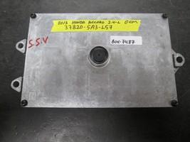 13 HONDA ACCORD 2.4L ECM #37820-5A3-L57 *See item description*BOX-7487 - $44.55
