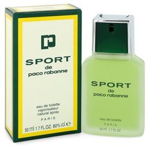 Paco Rabanne Sport Cologne 1.7 oz Eau De Toilette Spray image 3