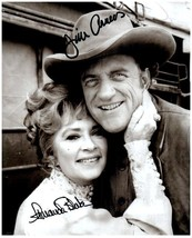 GUNSMOKE - ARNESS / BLAKE Cast Authentic Original SIGNED AUTOGRAPHED PHO... - $225.00