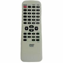 Funai NA654 Factory Original Multi Brand DVD Player Remote CDVL100D, DVL... - $10.29