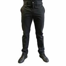 Dickies 803 Slim Skinny Work Pant Black - $52.33