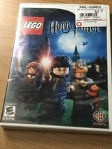 Nintendo Wii Lego Harry Potter Years 1-4 Video Game Complete - $15.79