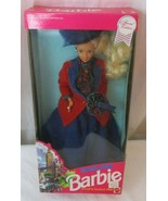 **NIB BARBIE DOLL 1991 ENGLISH DOLLS OF THE WORLD 4973 - $13.85