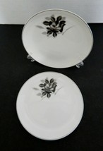 Fukagawa Princess Arita Pattern Bread & Butter Plates Hand Painted Japan... - $12.86