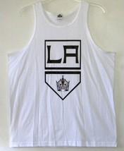 Los Angeles Kings Men's White Tank Top (Adult S / M / L / XL) *2XL-3XL More - $20.78+