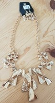 794 Gold Necklace Set (New) - $8.58
