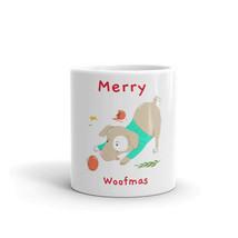 Xmas Christmas Funny Dog Mom Puppie Pet Lover Sayings Quotes Namaste Lov... - $14.85+