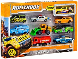 Matchbox 9-Car Gift Pack (Styles May Vary) - $22.99