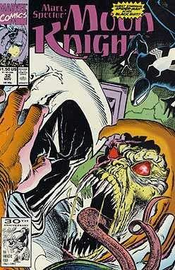 Marc Spector: Moon Knight, Edition# 32 [Comic] [Nov 01, 1991] Marvel
