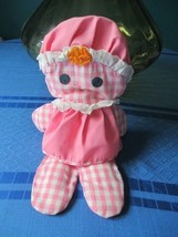 Lolly Rattle Doll Fisher Price 1975 Vintage - $14.99
