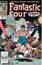 Fantastic Four Comic Book #327 Marvel Comics 1989 VERY FINE- - $1.99