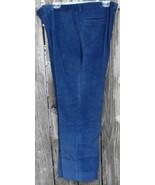 Sears Blue Corduroy Men's Pants 40x30 - $15.00