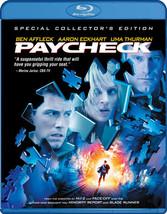 Paycheck (Blu Ray) (Ws/5.1 Dol Dig)